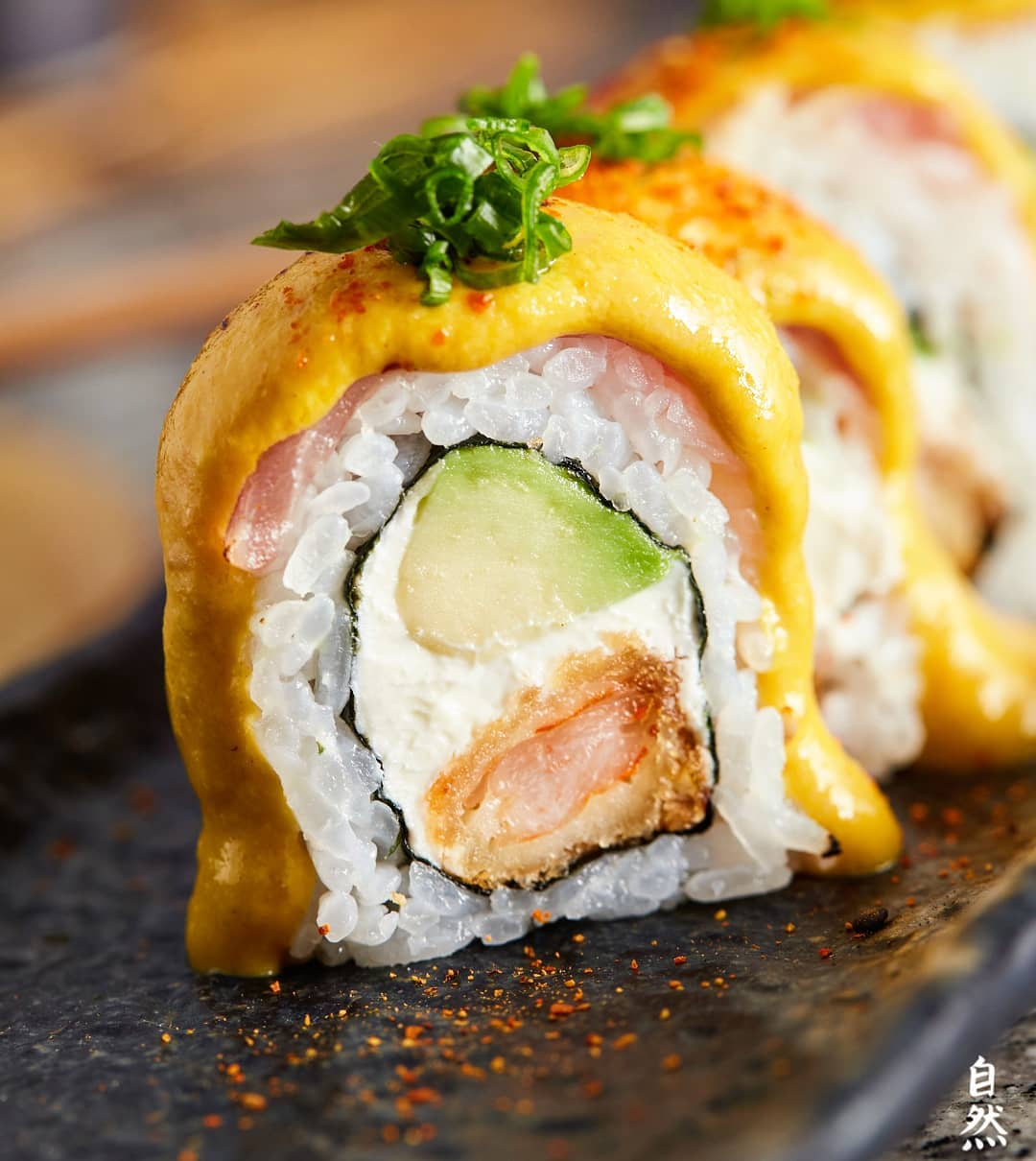 Cocina Nikkei inspirada en los viajes