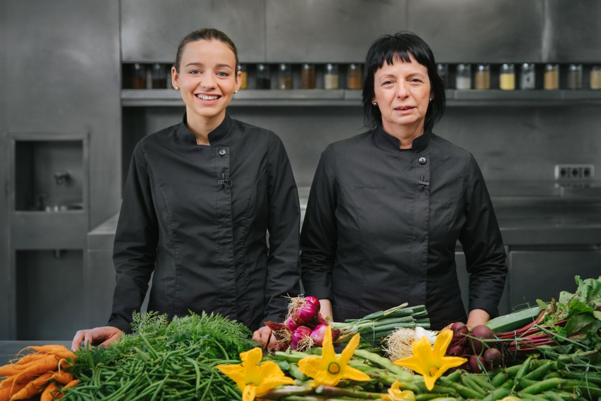 Fina Puigdevall y Martina Puigvert Puigdevall: 2 Estrellas Michelin, 3 Soles Repsol