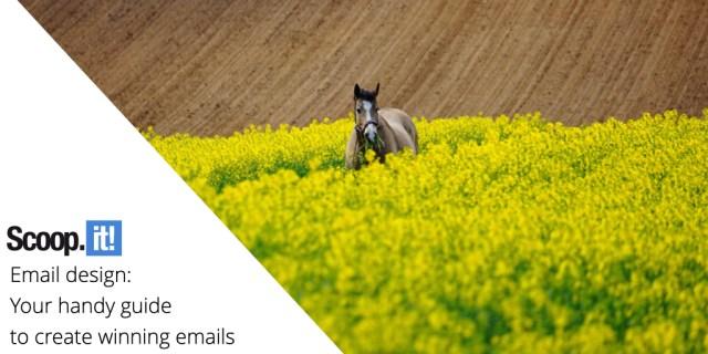 Conception d'e-mails: votre guide pratique pour créer des e-mails gagnants