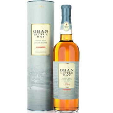 Oban Little Bay whisky
