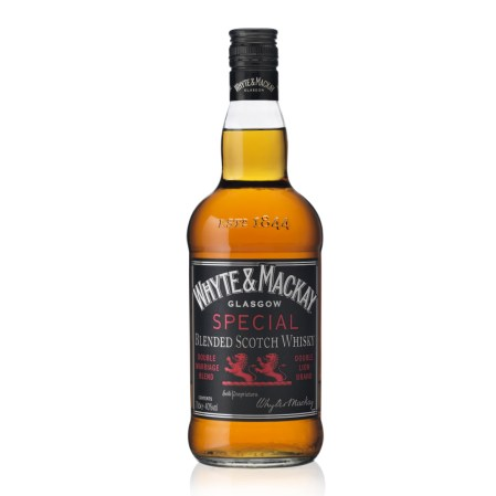 Whyte and Mackay special blended whisky