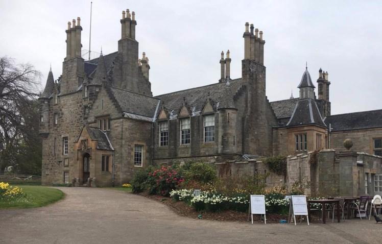 Lauriston Castle - photograph copyright Alexander Thomson