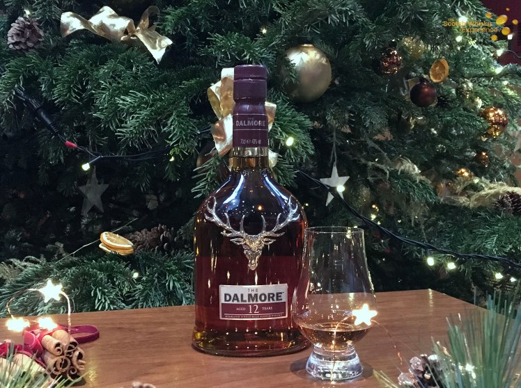 Dalmore 12 year old - the Scotch Whisky Experience blog