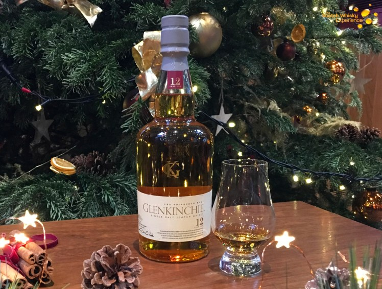 Glenkinchie 12 year old - the Scotch Whisky Experience blog
