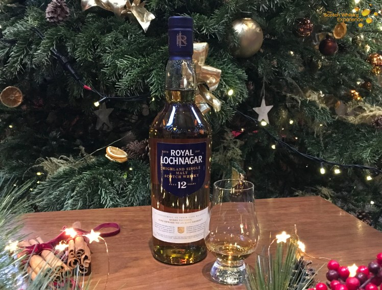 Royal Lochnagar - the Scotch Whisky Experience blog