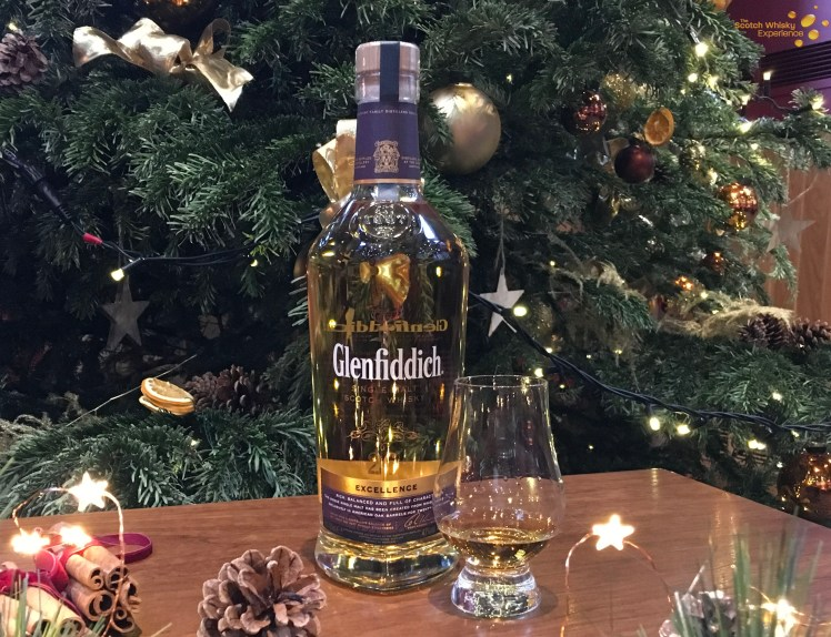 The Glenfiddich 26 year old is our Luxury whisky for December here at the Scotch Whisky Experience