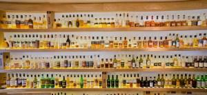 Amber Whisky Bar, Edinburgh