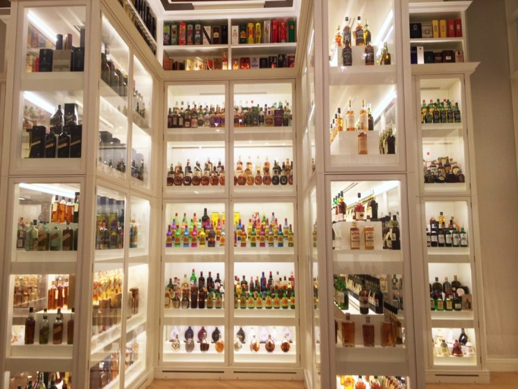 The Diageo Archives (Credit and copyright: Jim Allan)
