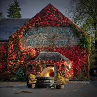 Blair Athol stillhouse (credit and copyright: Diageo)