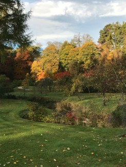 Glen Grant distillery grounds (credit and copyright: Glen Grant distillery)