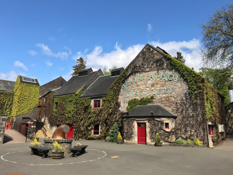 Blair Athol after (credit and copyright: Blair Athol distillery)
