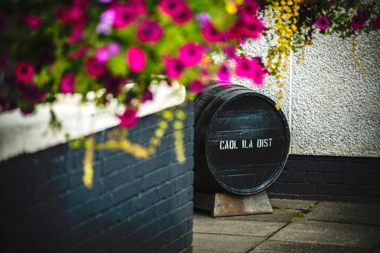 Caol Ila (credit and copyright: Caol Ila Distillery)
