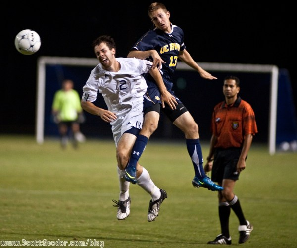 Back at school, shooting soccer once again | Scott Roeder ...