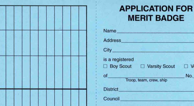 Ask the Expert: Can merit badge progress begin before a