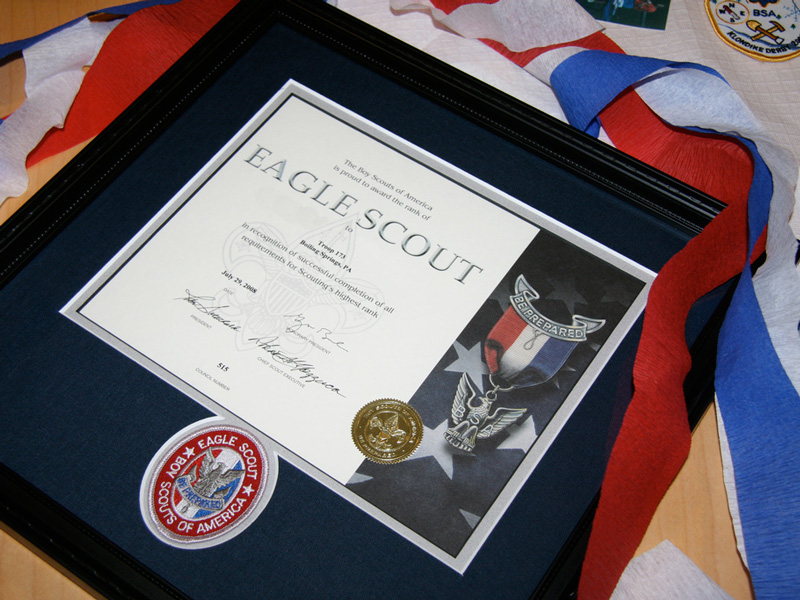 Eagle Scout Gifts Are They Appropriate If So What Should You Give