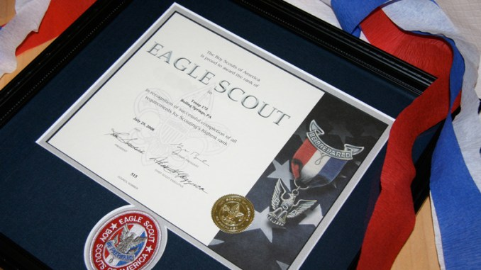 Eagle Scout court of honor gifts  Are they appropriate  If so 8effc0282