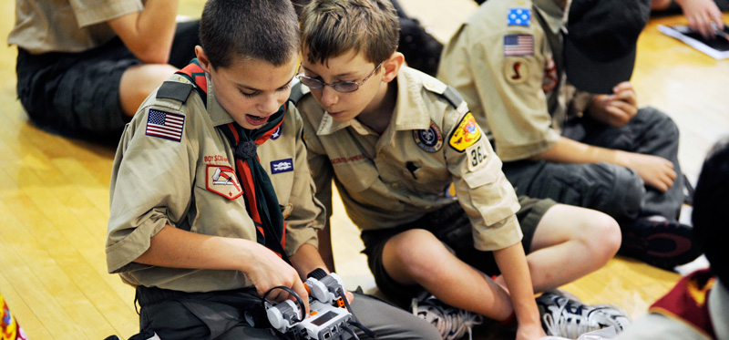 Stopping Scouts From Earning Merit Badges At Summer Camp