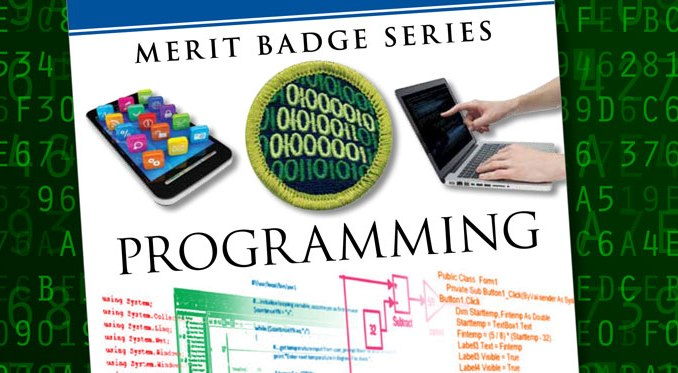 Programming merit badge requirements released Bryan on Scouting – Reading Merit Badge Worksheet