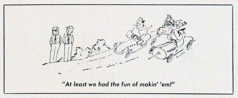 Cartoon-1962-Cubmobiles