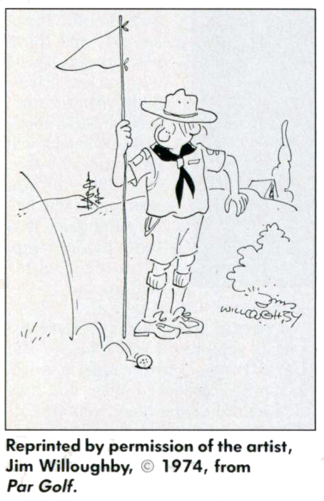 Scouting Cartoon (3 of 12)