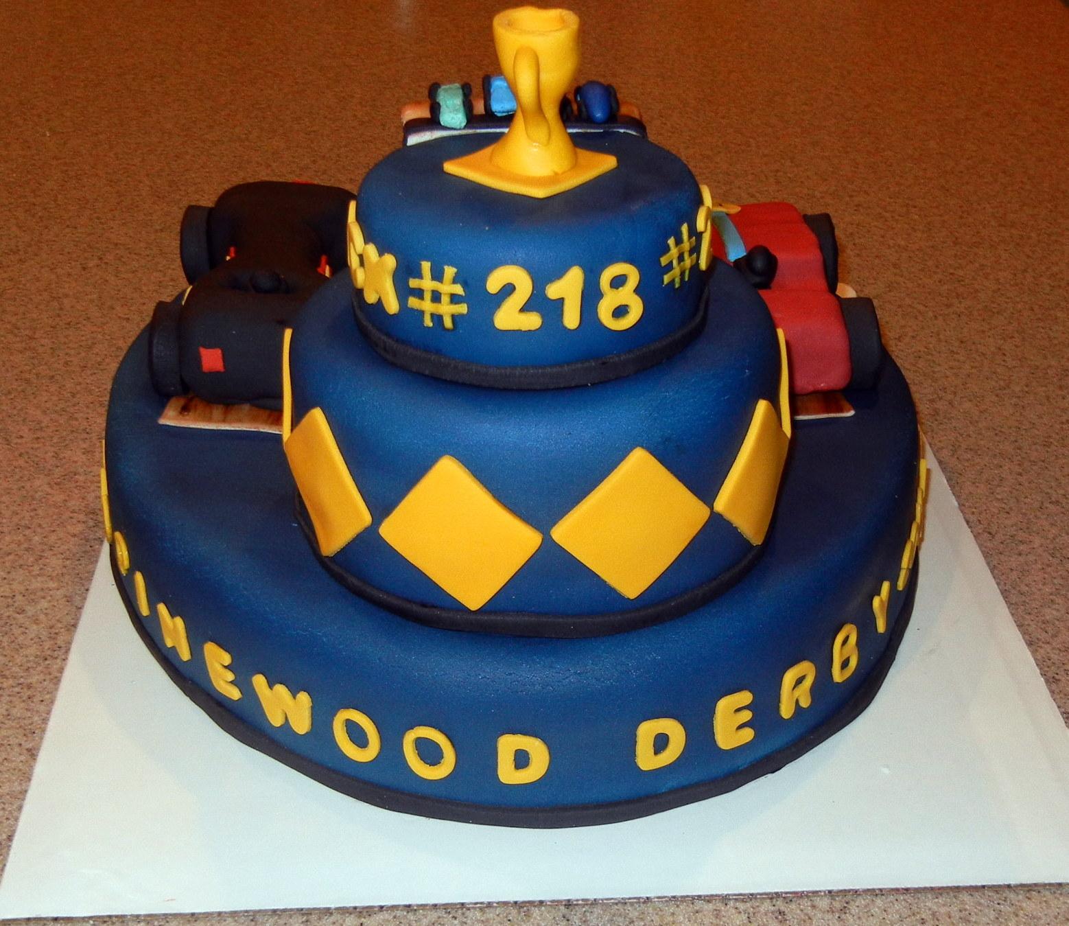 11 Pinewood Derby Cake (3)