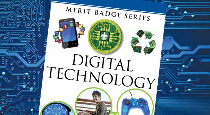 Digital Technology merit badge requirements released Bryan on – Reading Merit Badge Worksheet