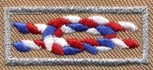 nesa life member square knot