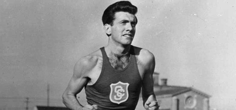 Louis Zamperini olympic