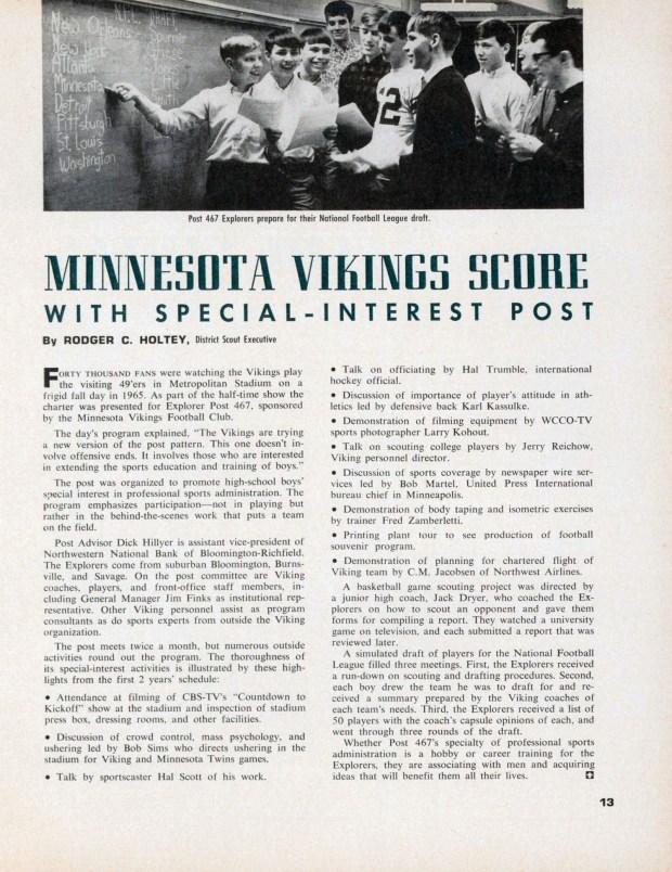 Minnesota-Vikings-Explorer-Post