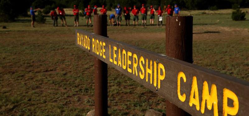 rayado ridge leadership camp opens at philmont
