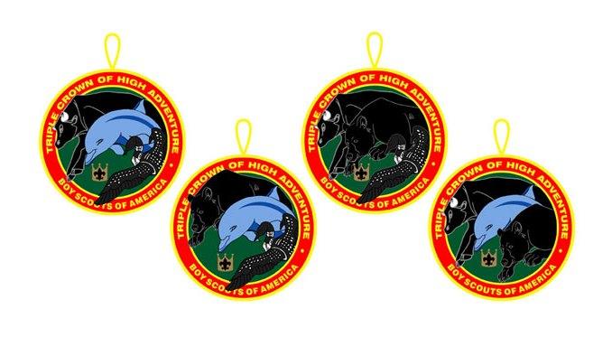 6d2b1697c6 All 4 BSA high-adventure bases qualify for Triple Crown award