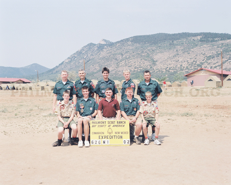 Philmont Photo Archive now goes back to 1981