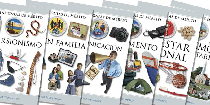 Six Merit Badge Pamphlets Now Available In Spanish