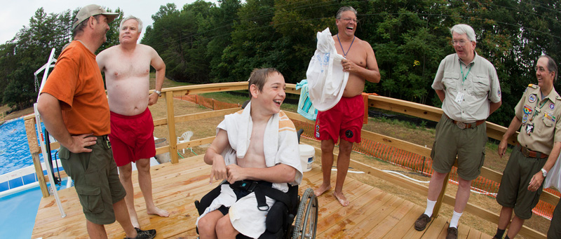 BSA alternative requirements benefit Scouts with disabilities