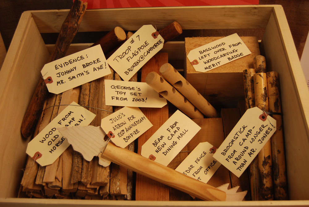 samplewood