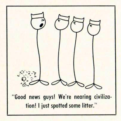 Cartoon-1968-Litter