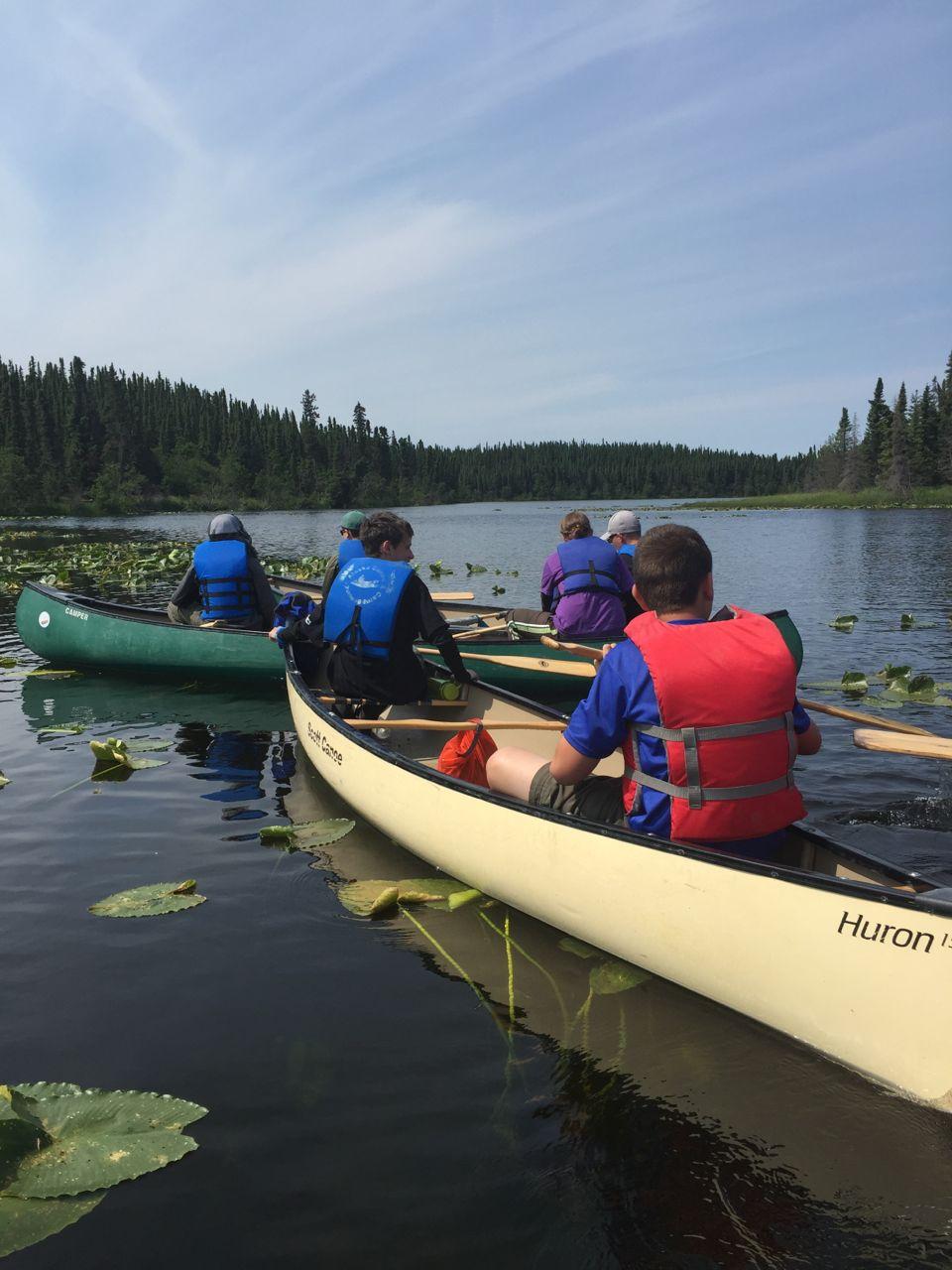 Day 6 Canoeing Kenai NWR_s