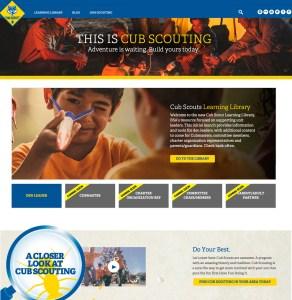 CubScouts-website-screenshot
