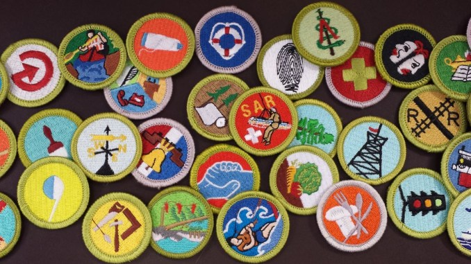 Are these the toughest requirements for all 136 merit badges – Golf Merit Badge Worksheet