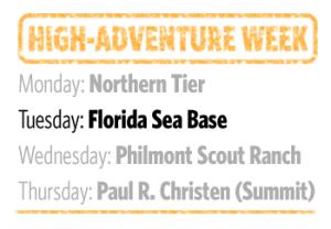 High-Adventure-Week-2015---Sea-Base
