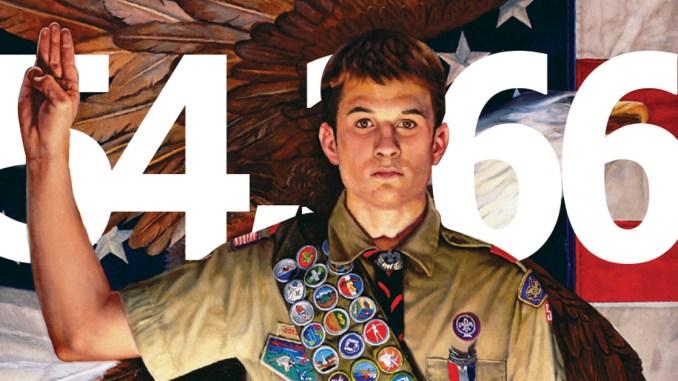 2017 Merit Badge College Boy Scouts Columbia-Montour Council,PA