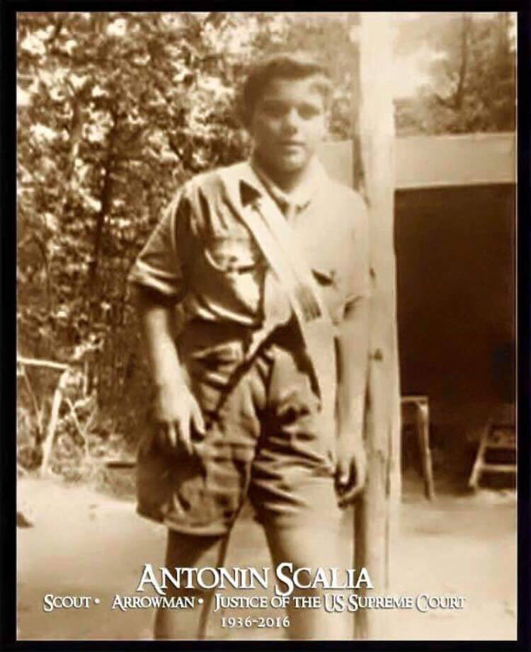 Antonin-Scalia-Boy-Scouts-and-Order-of-the-Arrow