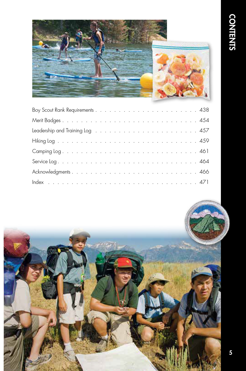 13th-edition-Boy-Scout-Handbook-contents-2