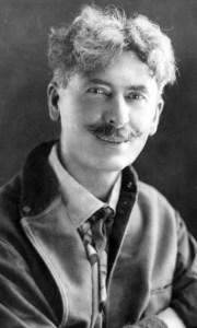 Ernest Thompson Seton in 1915