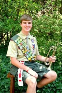 Sam Charles Eagle Scout