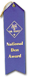 National Den Award