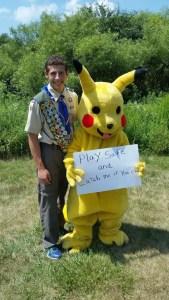 William Bauman Pokemon GO