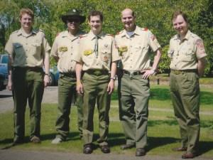 Greg Billington Eagle Scout
