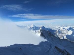 Milewski on Everest 3