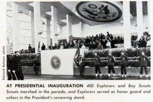 1961 inauguration